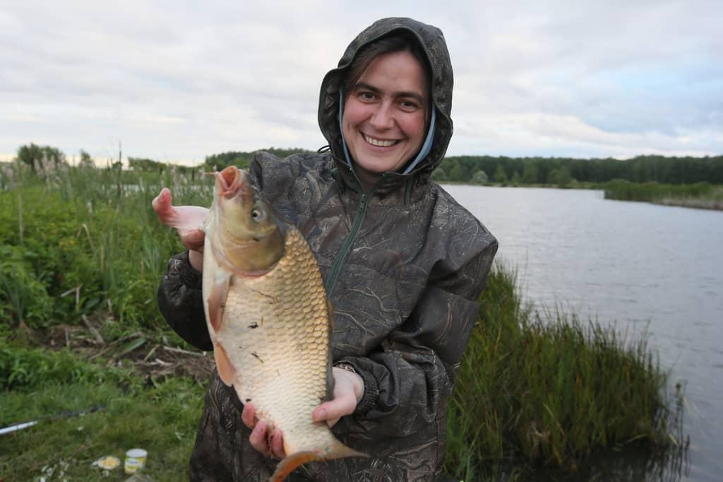 платная рыбалка ряжск