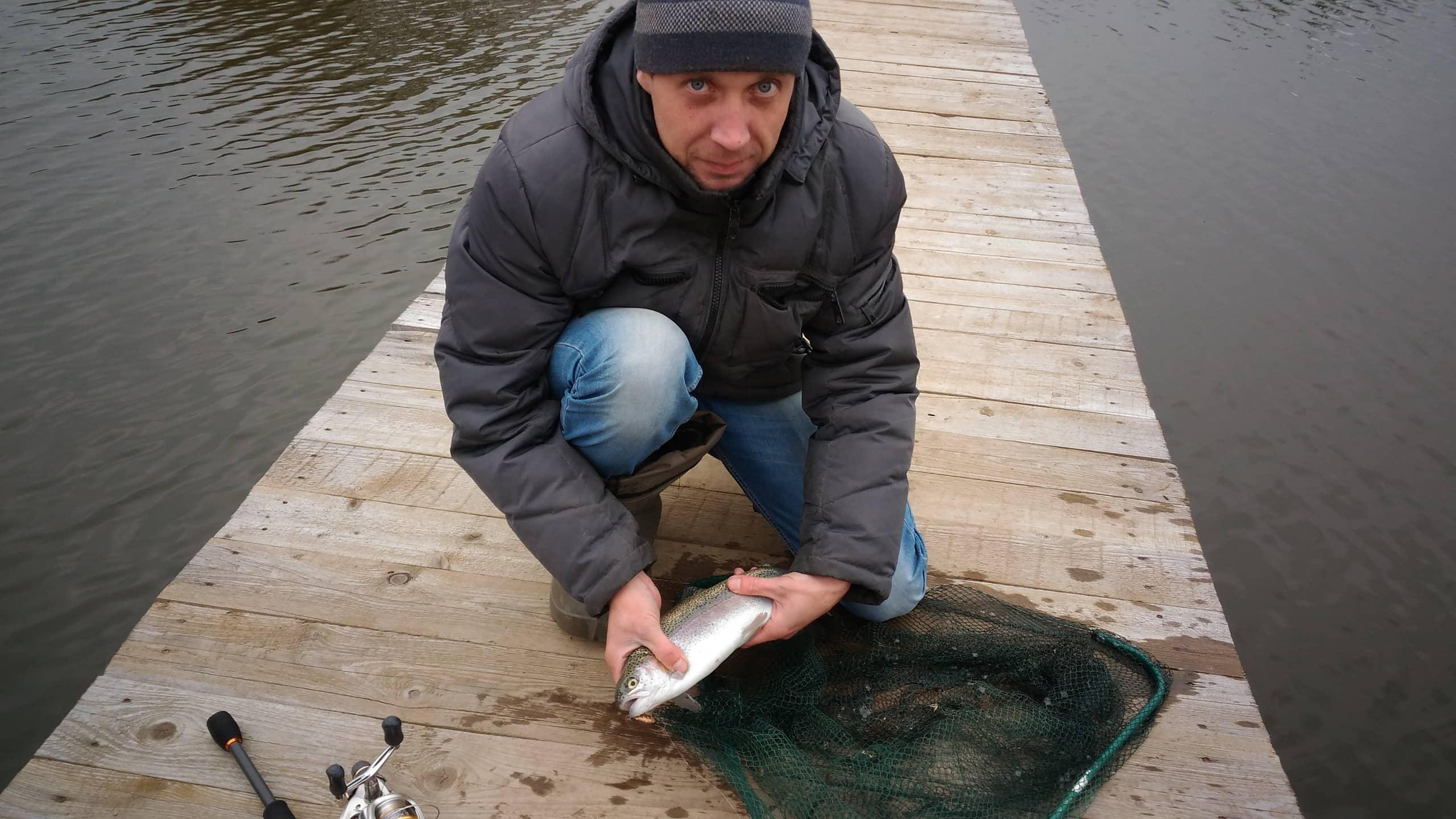 платная рыбалка коломенского района московской области