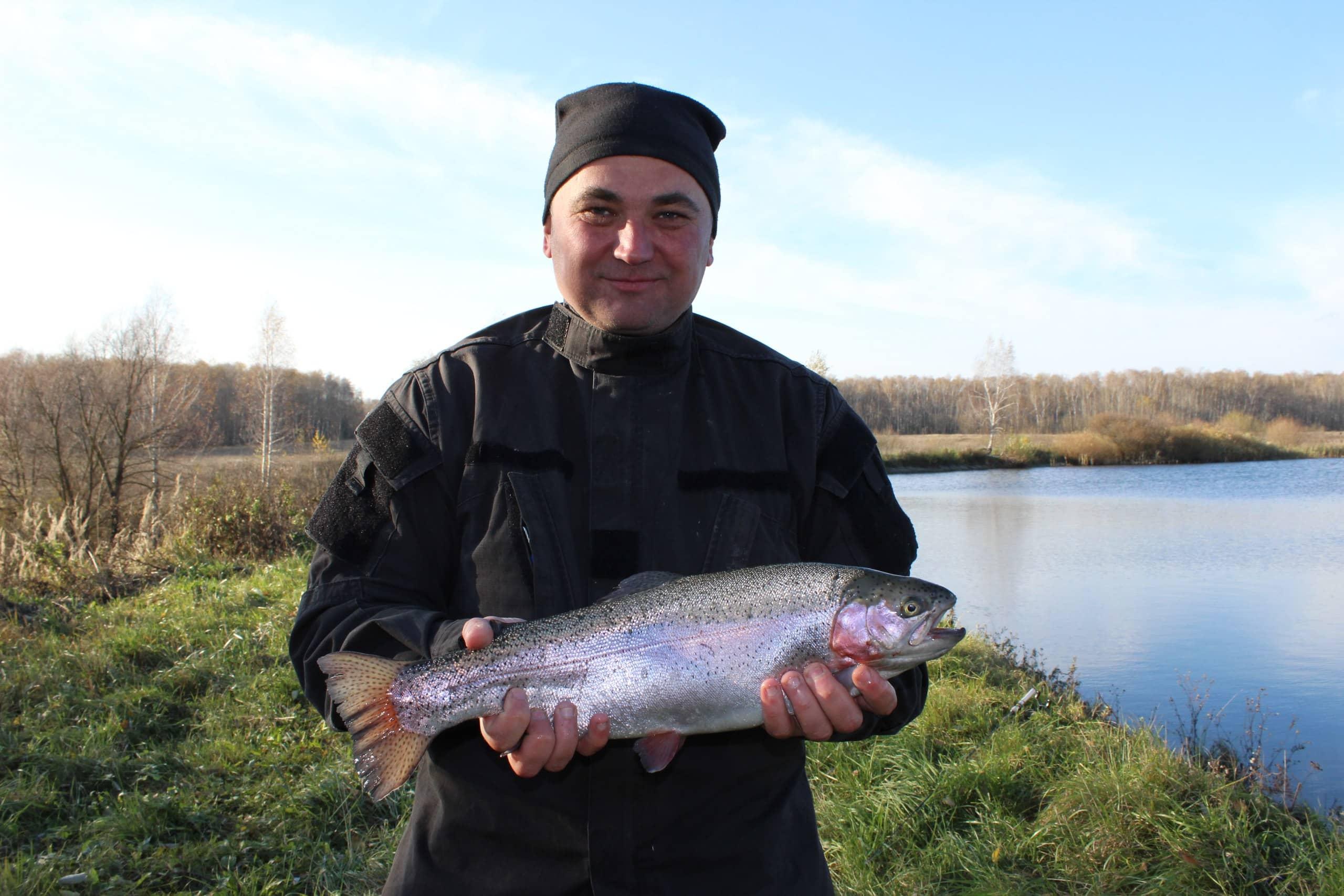 платная рыбалка в моск обл